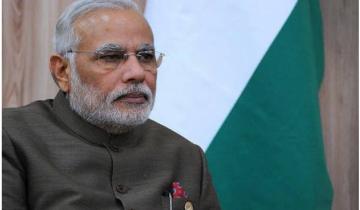 American president trump threats Indian PM Modi