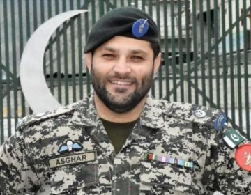 Pak Army Major Muhammad Asghar